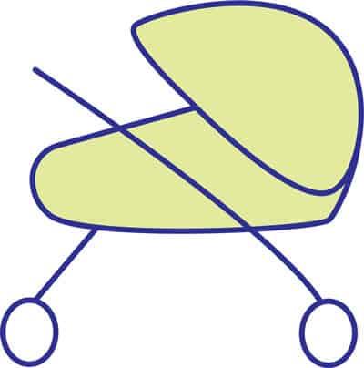 baby gear icon