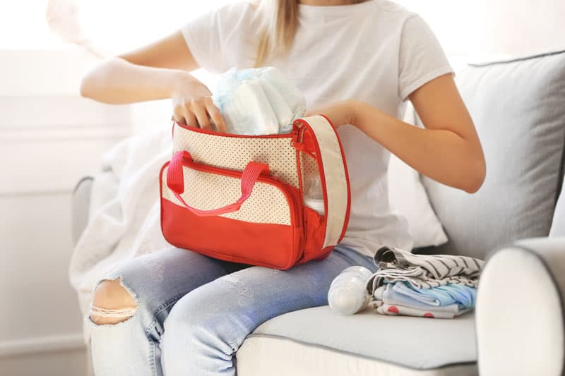 what should i pack in my diaper bag