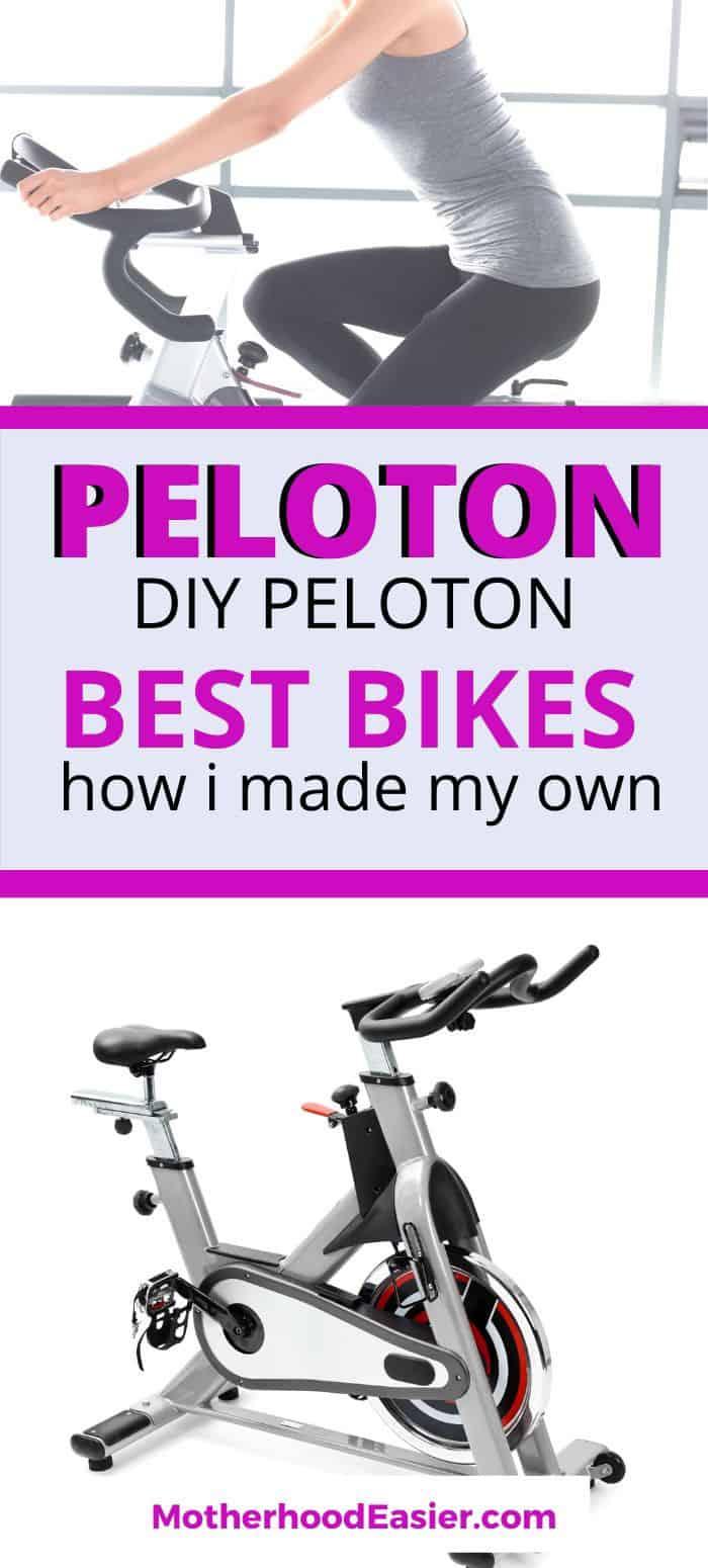 what are the best peloton bike alternatives
