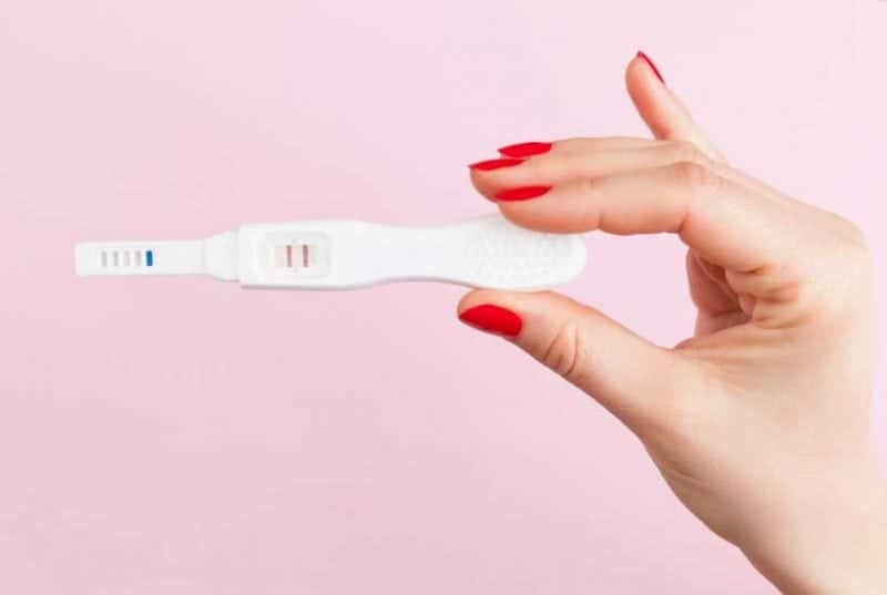 first trimester to do list with positive pregnancy test